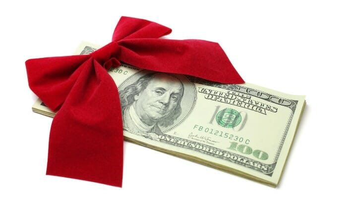gift tax mn