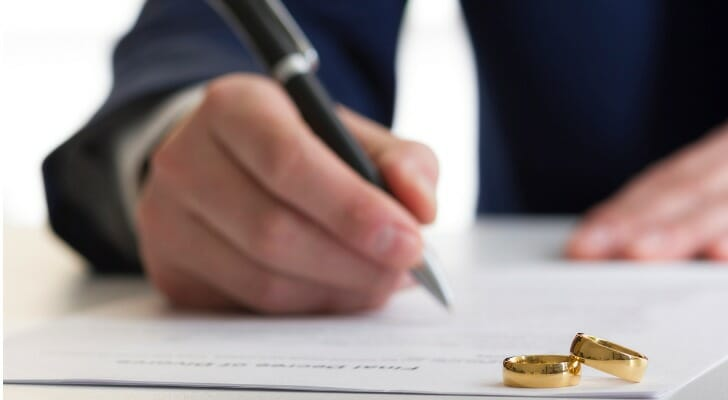Is your spouse entitled to your pension?