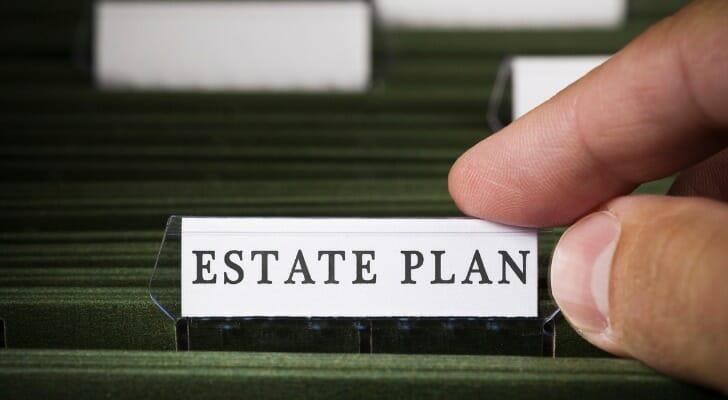 An estate plan
