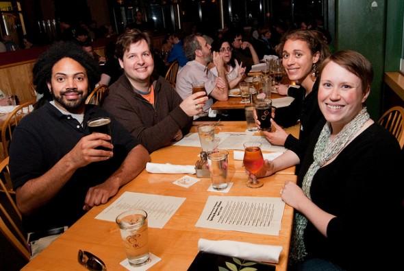 dinner The Economics of Craft Beer