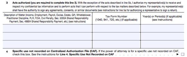 Form 2848