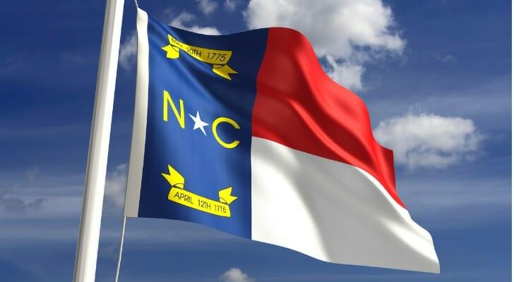 north carolina divorce laws