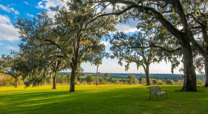 Inverness - Best Places to Retire in Florida