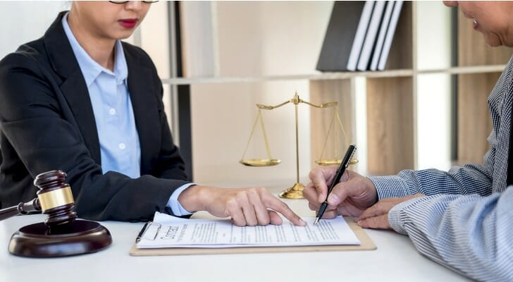 Here's what you need to know about contesting a will.