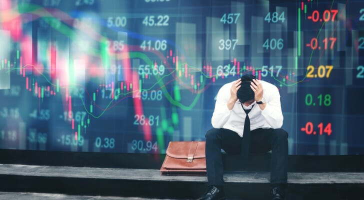 While navigating a recession, you'll have some bad days.