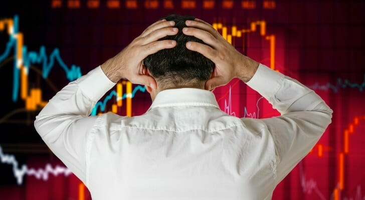 An emotional trader