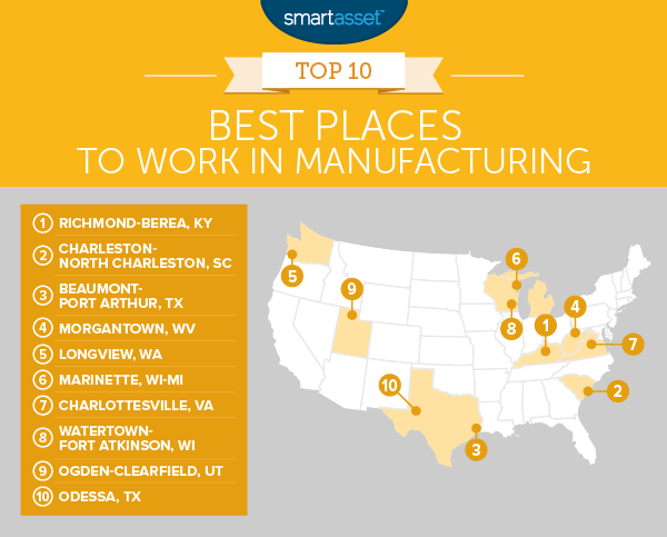 The Best Places to Work in Manufacturing