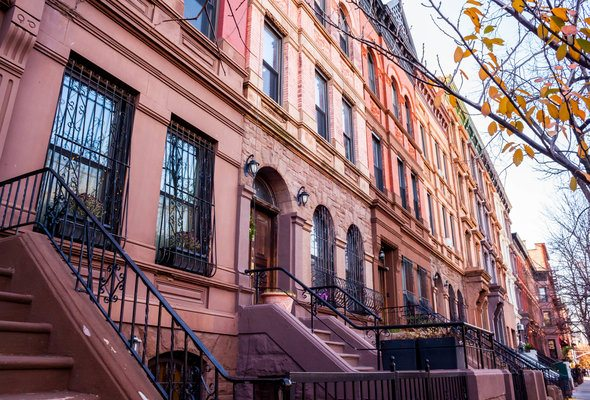 Apartments like this one can cost more than $3,000 a month. Use Roommate Finder NYC website to help you find someone to split the costs with.