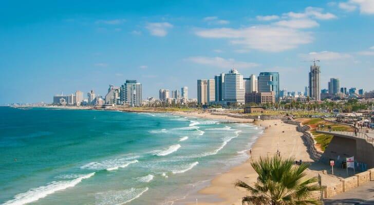 retire in israel