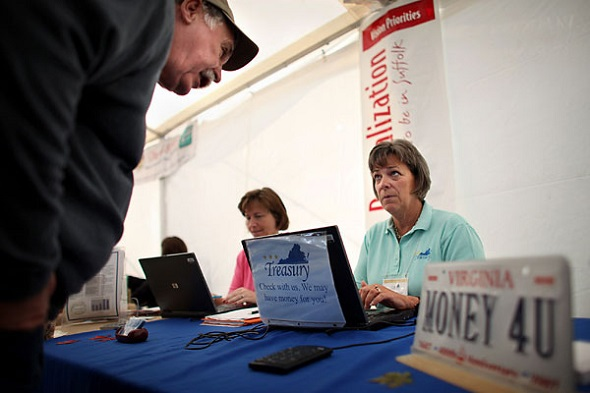 The Top U.S. Counties for Unclaimed Property