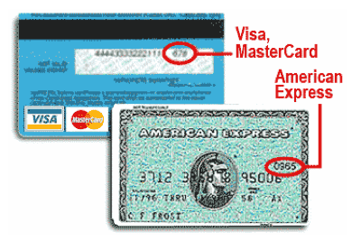 What Is the CVV on a Credit Card?