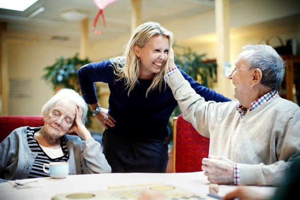 Cooperative Housing Offers Alternative to Retirement Home