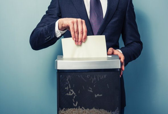 Which Documents Should You Shred?