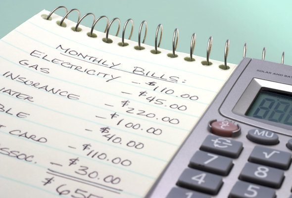 Budget Step: Track Your Spending