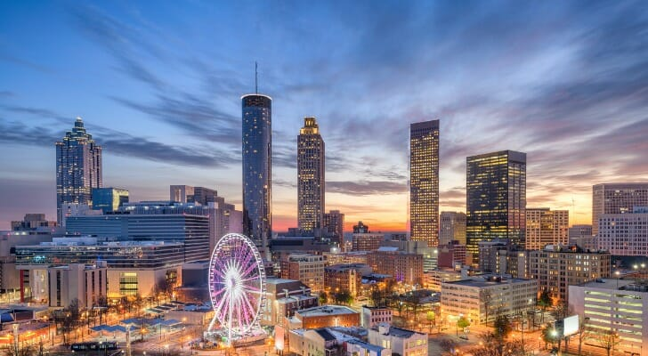 Best Places To Retire in Georgia