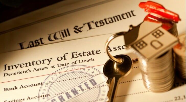 executor of estate form