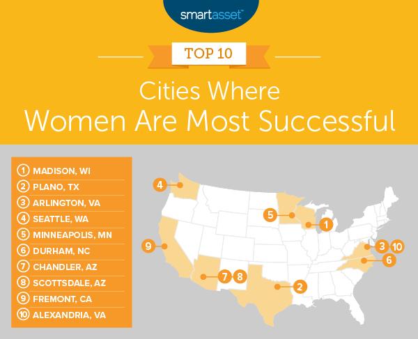 where women are most successful