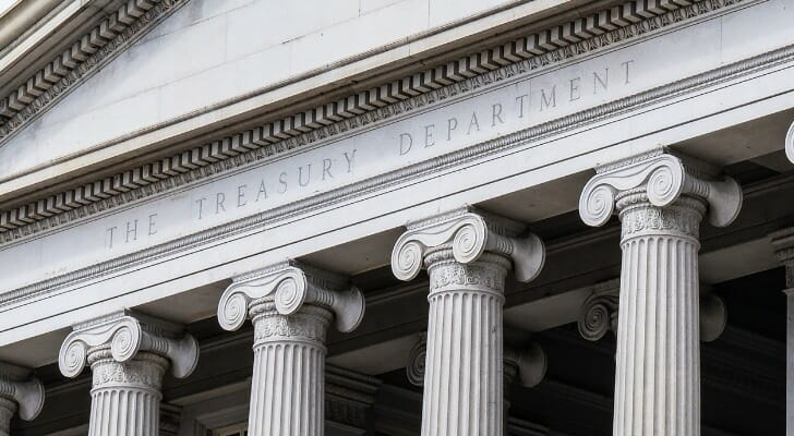Safe investments like U.S. Treasuries are backed by the full faith and credit of the government.