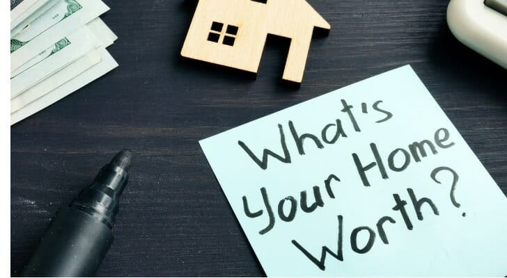 The assessed value of your home allows the government to calculate your property taxes.