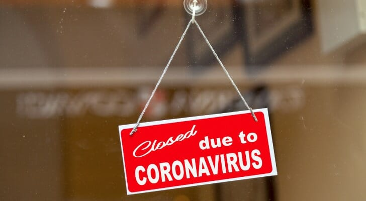 coronavirus small business relief