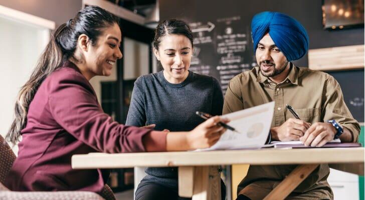 Three investors consider an alternative investment