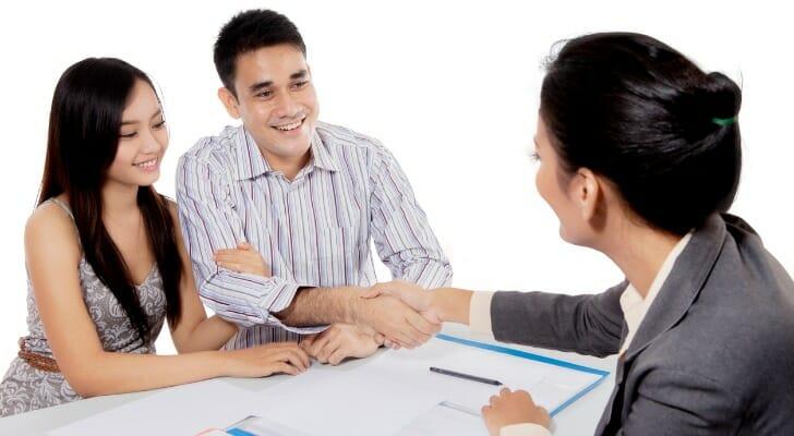 Couple buys life insurance