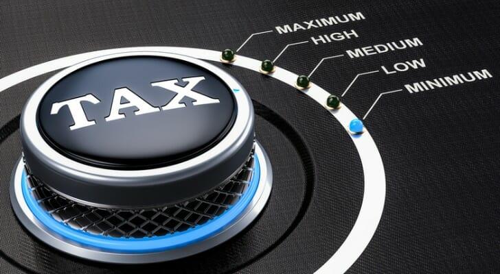 """Tax """"dial"""""""
