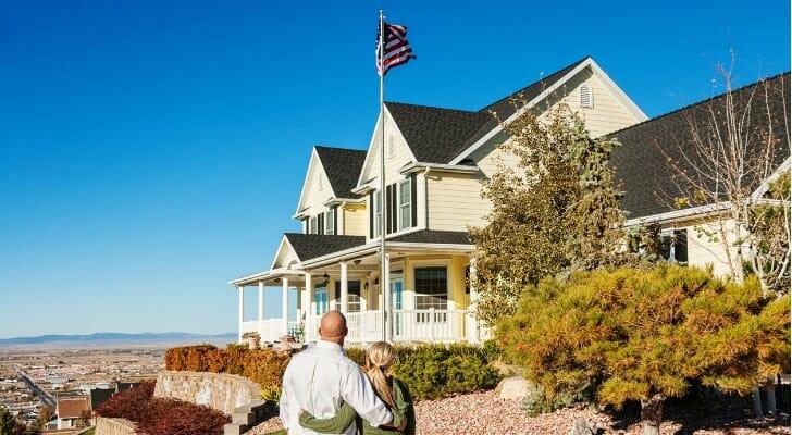 A newly inherited house