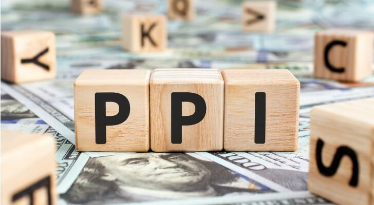 PPI spelled out in blocks