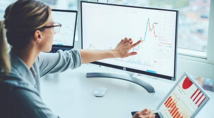 An investor assessing a stock's risk