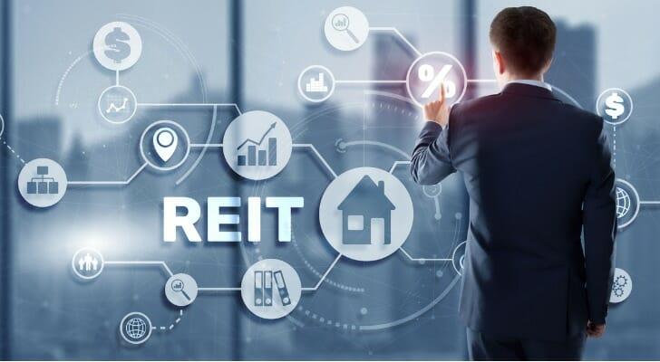 'REIT' on large digital display