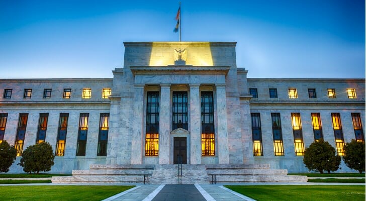 Federal Reserve headquarters