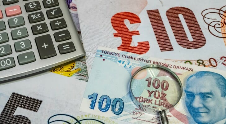 Foreign currencies