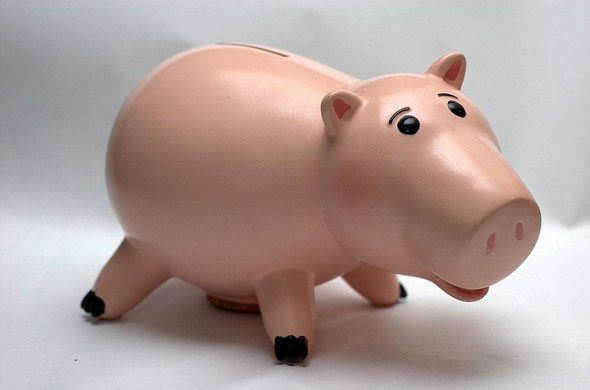 Piggy bank - Where Does Your Money Go?