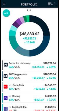 M1 Finance App