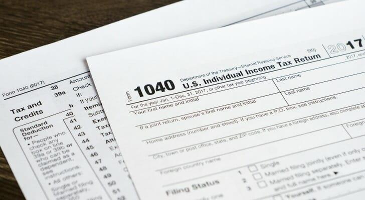 tax refund trends
