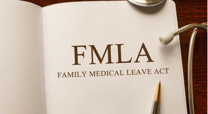 A copy of the FMLA