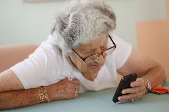 Social Security & Smartphones