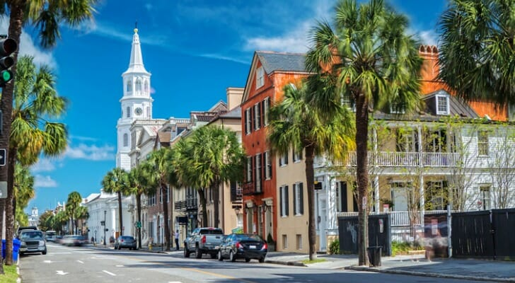 Cost of Living in South Carolina