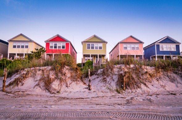 secondary home markets