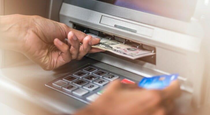 Ally Bank ATM