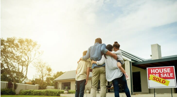 You can use an FHA loan to buy your first home.