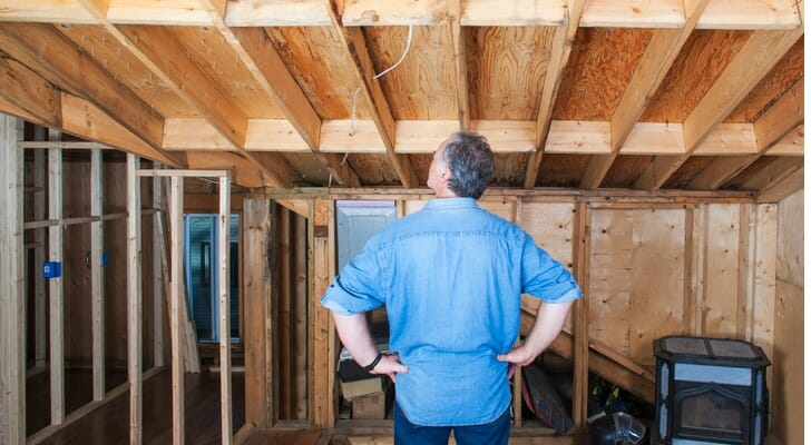 An FHA inspection involves a thorough examination of a property.
