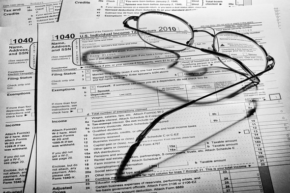 Tax Prep Checklist – What Your Accountant Needs to Prepare Your Taxes