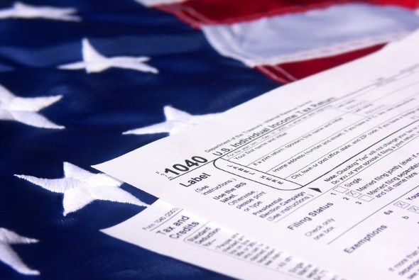 Filling Out Your Tax Forms