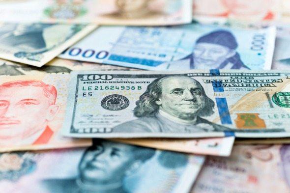 Обменный пункт наличной валюты