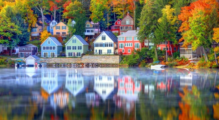 Lake Winnipesaukee is the largest lake in the U.S. state of New Hampshire.