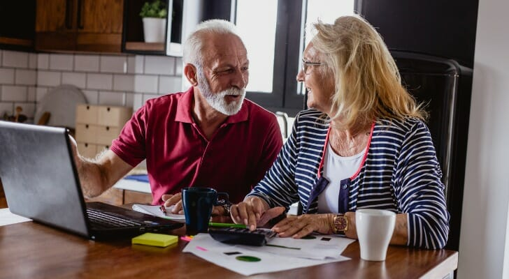Here we compare fixed vs. variable annuities.