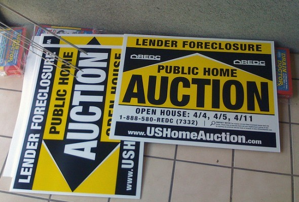 Foreclosure Rates Holding Steady