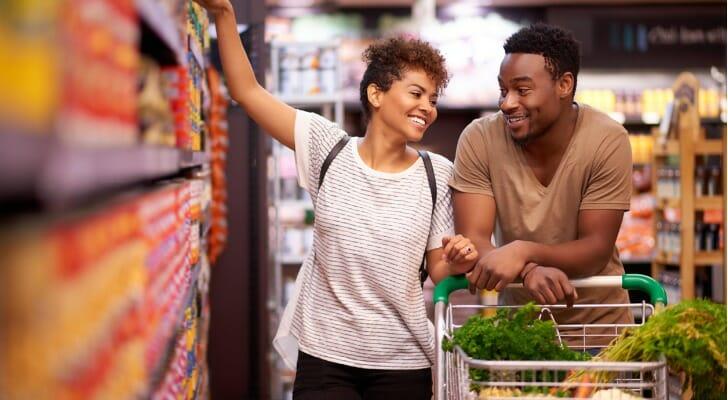 how millennial men and women spend money